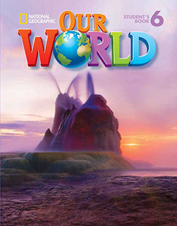 Our World 6: Classroom DVD - фото книги