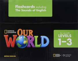 Our World  Flashcards - фото книги