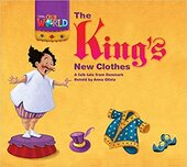 Our World Readers 1: The King's New Clothes - фото обкладинки книги