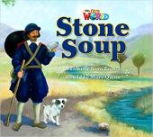 Our World Readers 2: Stone Soup - фото обкладинки книги