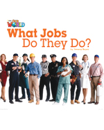 Our World Readers 2: What Jobs Do They Do? - фото книги