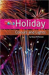 Our World Readers 3: Holiday Colours and Lights - фото обкладинки книги