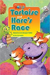 Our World Readers 3: Tortoise and Hare's Race - фото обкладинки книги