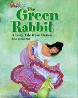 Our World Readers 4: The Green Rabbit - фото книги