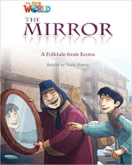 Our World Readers 4: The Mirror - фото книги