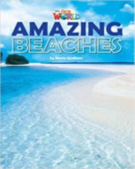 Our World Readers 5: Amazing Beaches - фото книги