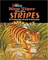 Our World Readers 5: How Tiger Got His Stripes - фото обкладинки книги