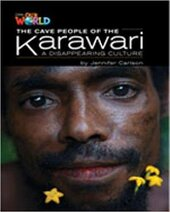 Our World Readers 5: The Cave People of the Karawari - фото обкладинки книги