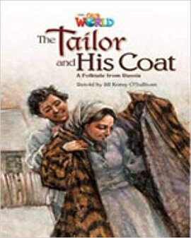 Our World Readers 5: The Tailor and His Coat - фото книги