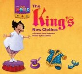 Our World Readers Big Book 1: The King's New Clothes - фото обкладинки книги