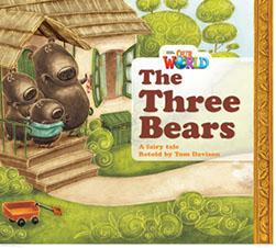 Our World Readers Big Book 1: The Three Bears - фото книги
