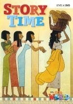 Our World Readers: Level 4  Story Time - фото обкладинки книги
