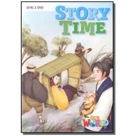 Our World Readers: Level 5 Story Time DVD - фото книги