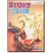 Our World Readers: Level 6 Story Time DVD - фото обкладинки книги