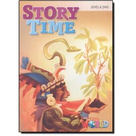 Our World Readers: Level 6 Story Time DVD - фото книги