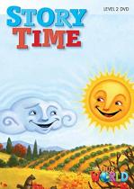 Робочий зошит Our World Readers Story Time Level 2