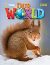 Our World Starter: Student's Book - фото обкладинки книги