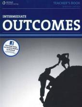 Outcomes (1st ed) - Intermediate - Teacher Book - фото обкладинки книги