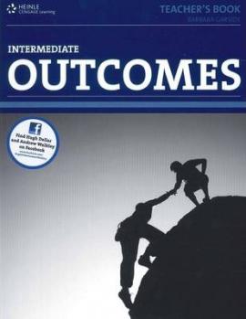 Outcomes (1st ed) - Intermediate - Teacher Book - фото книги
