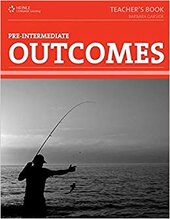 Outcomes (1st ed) - Pre-Intermediate - Teacher Book - фото обкладинки книги
