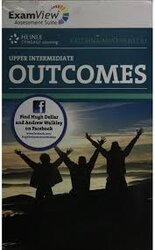 Outcomes (1st ed) - Upper Intermediate - Teacher Book - фото обкладинки книги