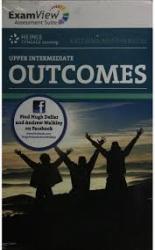 Outcomes (1st ed) - Upper Intermediate - Teacher Book - фото обкладинки книги