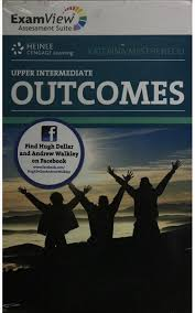 Outcomes (1st ed) - Upper Intermediate - Teacher Book - фото книги