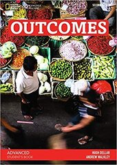 Outcomes 2nd Advanced Student's Book+DVD - фото обкладинки книги