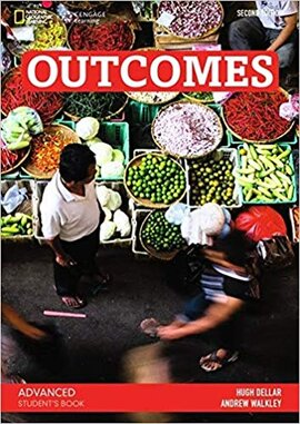 Підручник Outcomes 2nd Advanced Student's Book+DVD