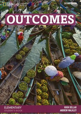 Outcomes 2nd Edition Elementary Student's Book with Class DVD - фото книги