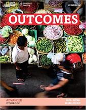 Outcomes Advanced Workbook and CD - фото обкладинки книги