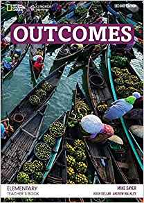 Outcomes Elementary Teacher's Book with Class Audio CD - фото книги
