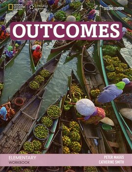 Outcomes Elementary Workbook and CD - фото книги