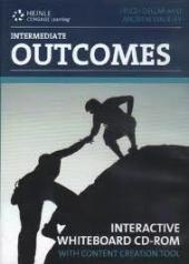 Outcomes Intermediate: Interactive Whiteboard - фото обкладинки книги