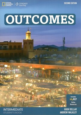 Outcomes Intermediate Second Edition Student's Book with Class DVD - фото книги