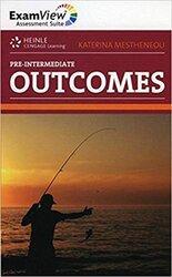 Outcomes Pre-Intermediate Examview CD - фото обкладинки книги