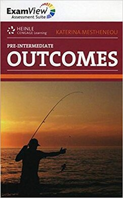 Outcomes Pre-Intermediate Examview CD - фото книги