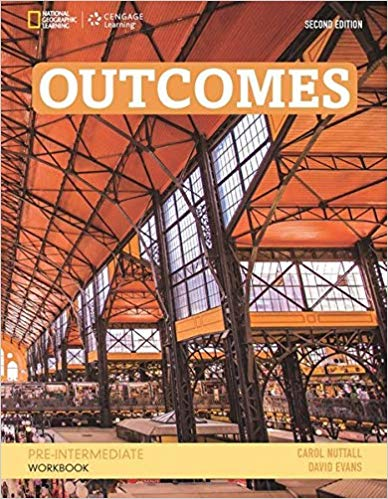 Підручник Outcomes Pre-Intermediate Second Edition Student's Book with Class DVD