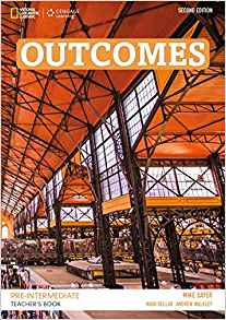 Книга для вчителя Outcomes Pre-Intermediate Teacher's Book and Class Audio CD