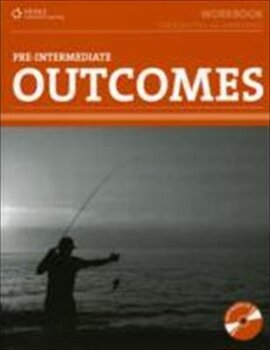 Outcomes Pre-Intermediate Workbook (with key) + CD - фото книги