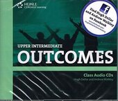 Outcomes Upper Intermediate Class Audio CDs - фото обкладинки книги