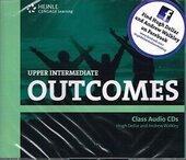 Книга для вчителя Outcomes Upper Intermediate Class Audio CDs