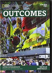 Outcomes Upper Intermediate: Interactive Whiteboard - фото обкладинки книги