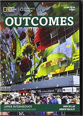 Outcomes Upper Intermediate: Interactive Whiteboard - фото книги
