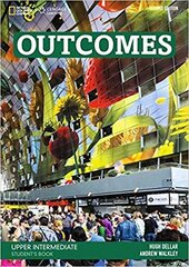 Outcomes Upper Intermediate Second Edition Student's Book with Class DVD - фото обкладинки книги