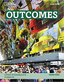 Outcomes Upper Intermediate Workbook and CD - фото книги