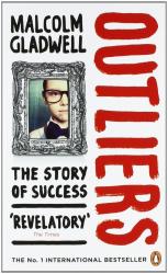 Outliers: The Story of Success - фото обкладинки книги