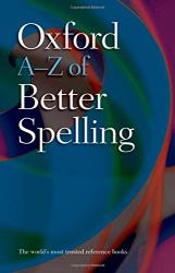 Oxford A-Z of Better Spelling - фото обкладинки книги