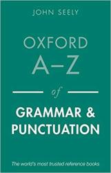 Oxford A-Z of Grammar and Punctuation - фото обкладинки книги