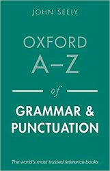 Oxford A-Z of Grammar and Punctuation - фото обкладинки книги